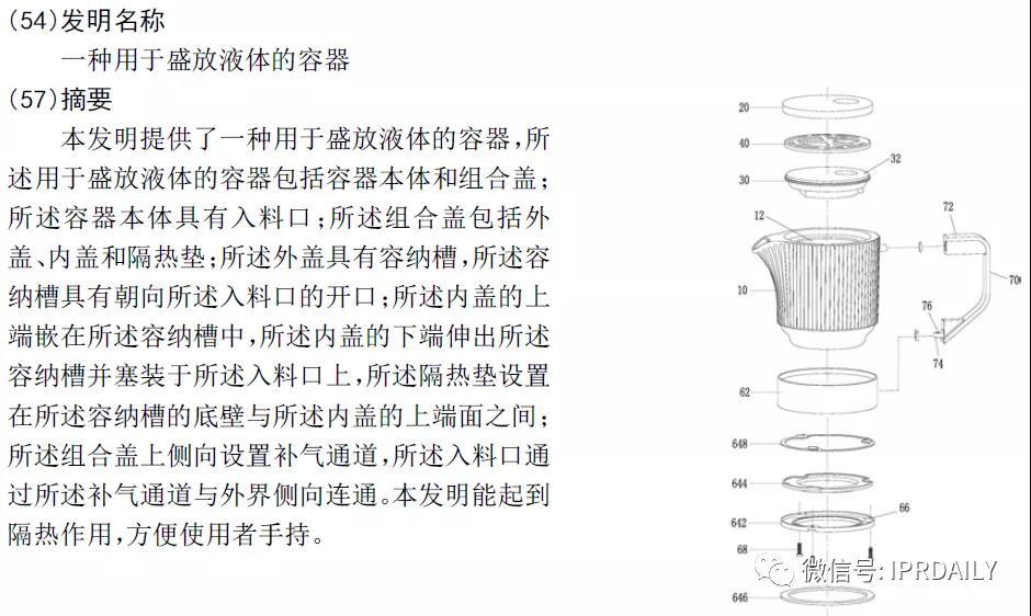 从小罐茶广告看商业视角下的专利布局与挖掘